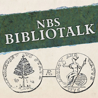 NBS Bibliotalk podcast logo
