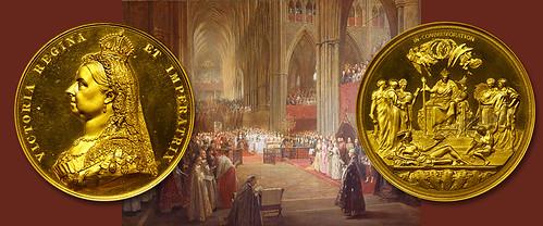 Victoria Golden Jubilee medal