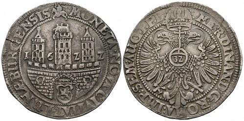 1622 Ferdinands II Reichstaler