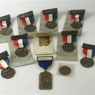 Numismatic Convention Badges and Ribbons