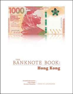 Banknote Book Hong Kong cover