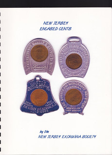 New Jersey Encased Cents catalog