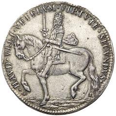 Charles I Pattern Crown reverse