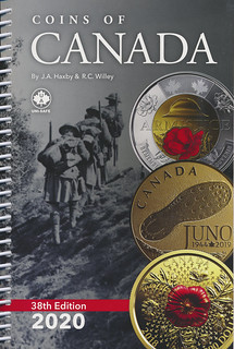 Coin Of Canada 2020 cover