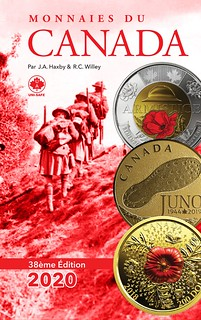 Coin Of Canada 2020 French eition cover