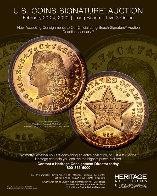 Heritage E-Sylum ad 2019-12-15