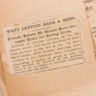Lentino Carnegie Hero article