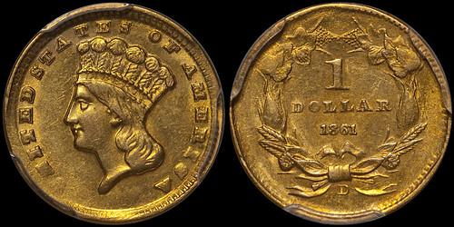 1861-D+$1