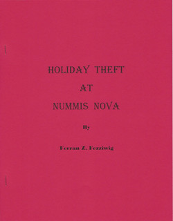 Nummis Nova 2019-12 Holiday Theft cover