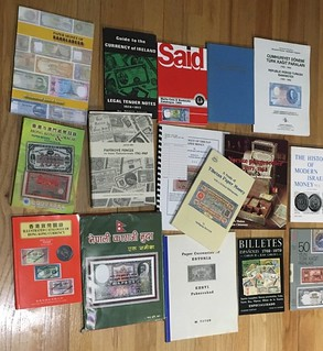 Asian Banknote Books