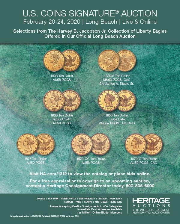 Heritage E-Sylum ad 2020-01-12