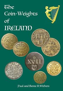 The Coin-Weights of Ireland cover
