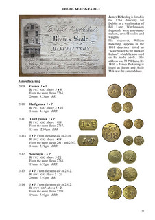 Coin Weights of Ireland sample page 4