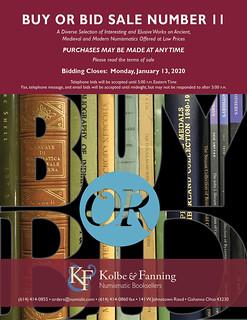 K-F Buy-or-Bid sale 11 cover