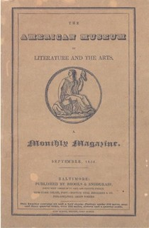 American Museum of Literature and the Arts cover