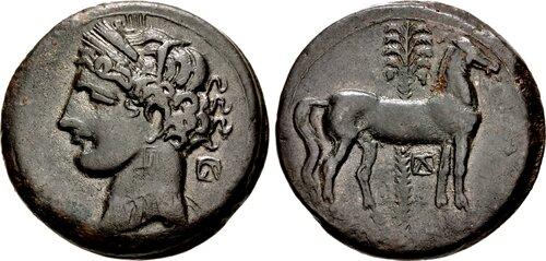 CARTHAGE, First Punic War