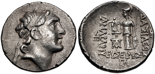 KINGS of CAPPADOCIA drachm