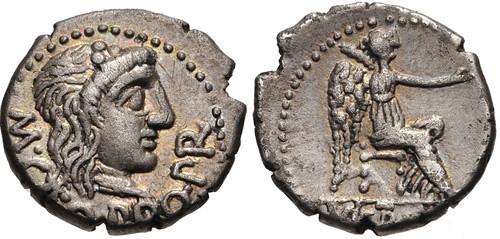 The Pompeians. M. Porcius Cato