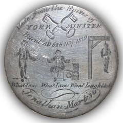 Jonathan Martin Reliquary Snuff Box engraving