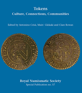 Tokens Cultures, Connections, Communities book cover