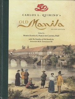 Old Manila 2nd edition book cover