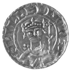 PAXS type penny of William the Conqueror obverse