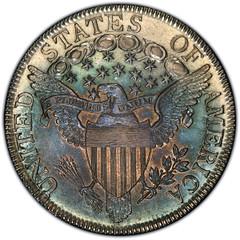1807 Draped Bust half dollar reverse
