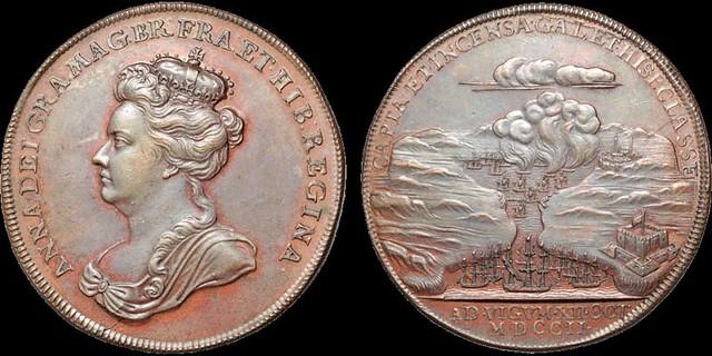 Vigo Bay Medal