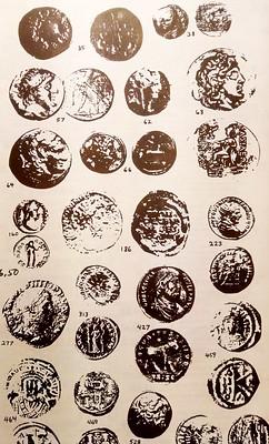 Frank Robinson early xerox coin imaging