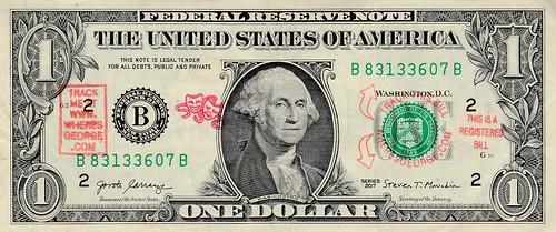 Wheres George dollar