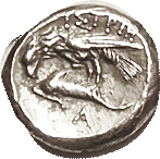 Istros Stater reverse