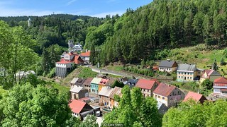Joachimsthal town view