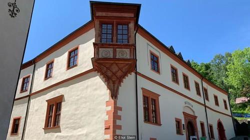 Joachimsthal Royal Mint house museum
