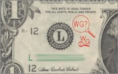 Where's George WG mystery stamp
