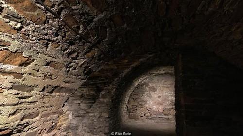 Joachimsthal Royal Mint house basement