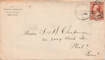 4_12_1884 Edward Bierstadt envelope