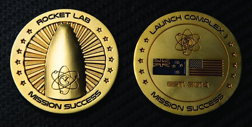 Rocket Lab Mission_Success_coin