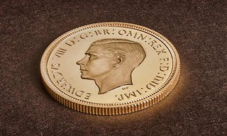 Edward VIII sovereign