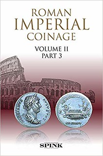 Roman Imperial Coinage v2p3 book cover