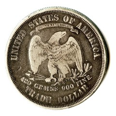 cstp-Sage's Candy Coin $01.00 trade ex Brooklyn Sale q r