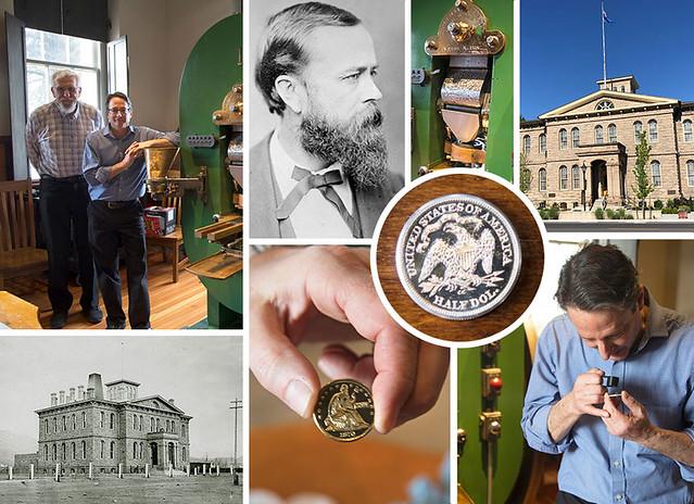 Carson City Mint montage