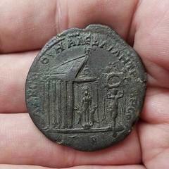 Great bronze of Tarsus rev
