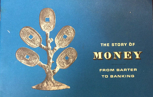 Chase Manhattan Bank Story of Money pamphlet 1