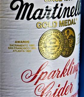 Martinellis Gold Medal 1