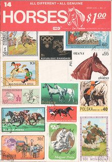 Treat Stamp Packet 1970s