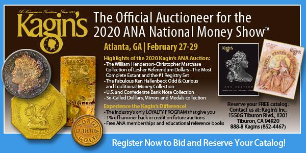 Kagins E-Sylum ad 2020-01-26 Atlanta NMS