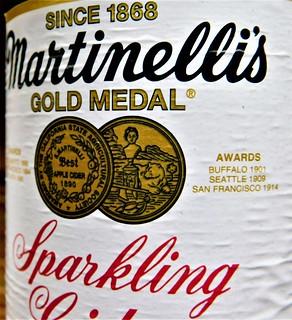 Martinellis Gold Medal 2