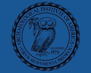 Archaeological Institute of America logo