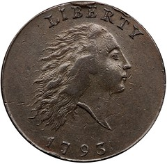 Carnegie Clapp cent 1793 S1 Obv