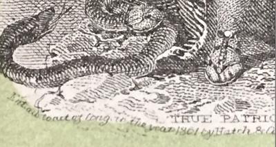 blank 1862 Civil War Paycheck closeup2